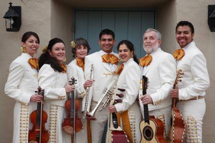 The members of Mariachi Corazon de Phoenix